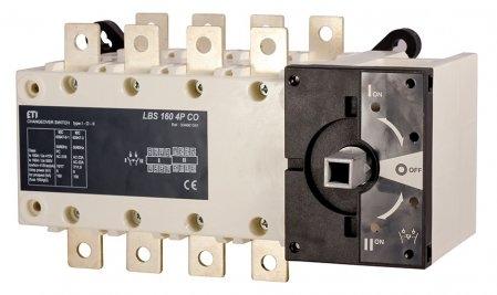 Переключатель нагрузки LBS CO 4P 160 (
