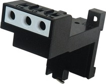 Адаптер на DIN-рейку BFE 67D.2D