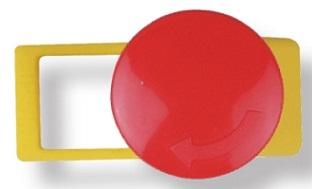 Кнопка аварийного отключения NAT