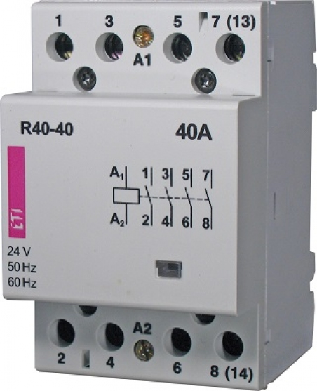 Контактор R 40-22 24V AC 40A (AC1)