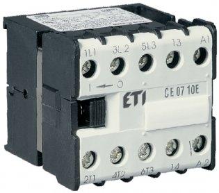 Контактор CE 07.01 230V AC