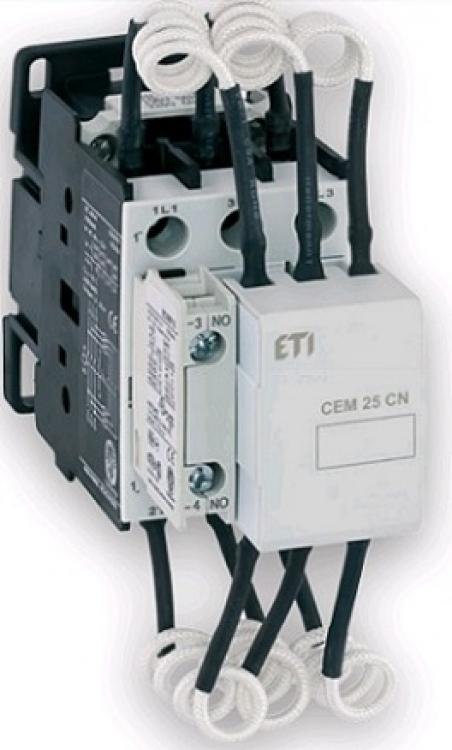 Контактор CEM 25CN (23kvar_440V/20кВар_380V)