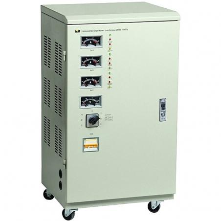 Стабилизатор напряжения СНИ3-60 кВА трехфазный ИЭК