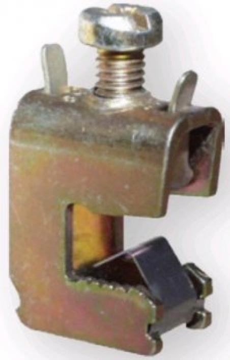 Клема CT-5/120 (16-120мм2 для шин толщиной 5мм)