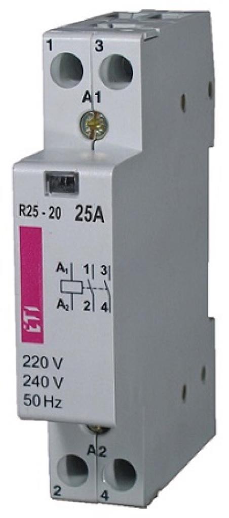 Контактор R 25-20 230V AC 25A (AC1)