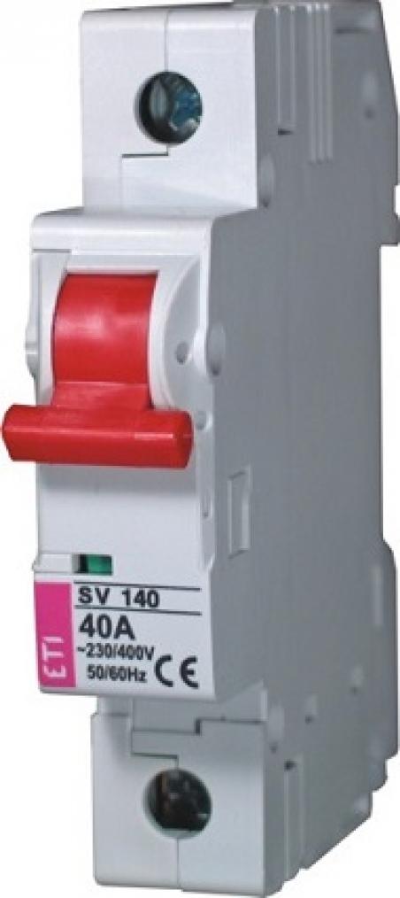 Выключатель нагрузки SV 1100  1р 100A
