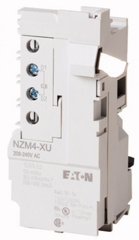 Расцепитель миним.напр. NZM4-XU380-440AC Moeller-EATON ((MA))(266194-)