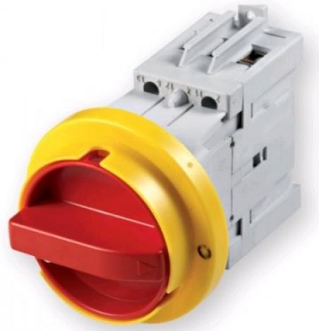 Разъединитель нагрузки (желто-красный) LAS 16D/Y-R 3р