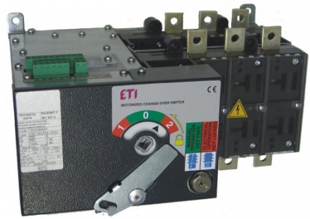 Переключатель нагрузки LA5 MO 1600A 4P CO DUO
