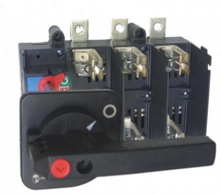 Разъединитель нагрузки под предохранители LAF3/D 250A 3P