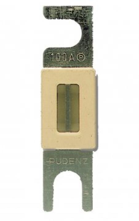 Предохранитель TRB 125A 80V DC (для батарей электрокаров)