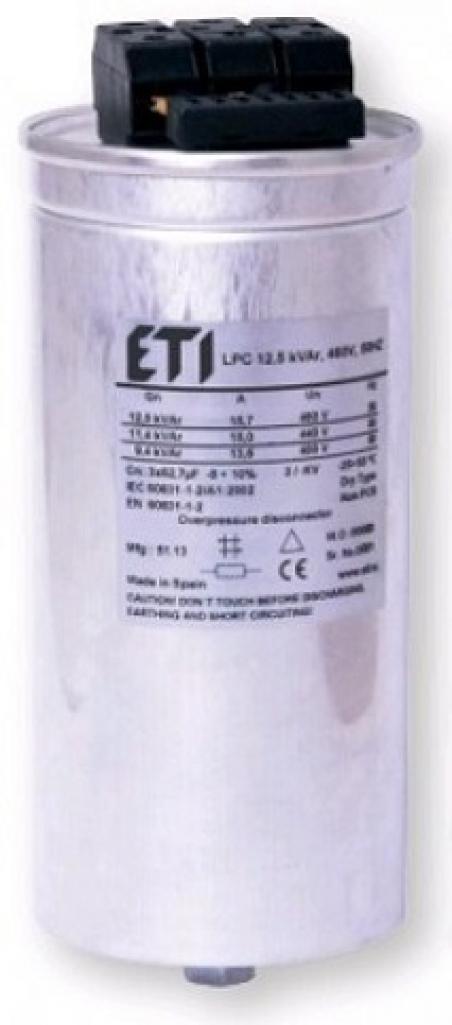 Конденсаторная батарея LPC 25kVAr (400V)