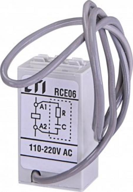 Фильтр RCE-06 110-220V AC (к контактору CE07)