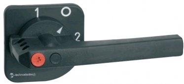 Рукоятка для монтажа на дверцу шкафа LA 4 COH & LA 4 CO