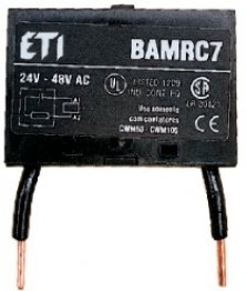 Фильтр RC  BAMRCE5  (50-127V AC)