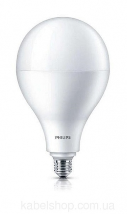 Лампа LED 27W E27 6500K 230V A110 APR Philips светодиодная