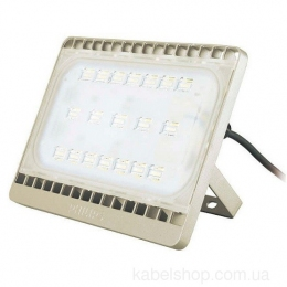 Прожектор LED 50W BVP161 LED43/NW 4000K 50W 220-240V WB GREY Philips