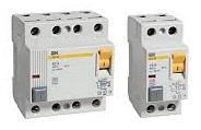 Дифференциальные выключатели ВД 1-63 (УЗО) тип АС