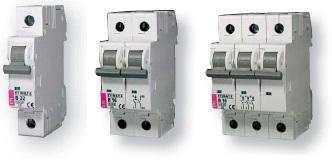 ETIMAT 6 (Автоматические выключатели AC_6кА)