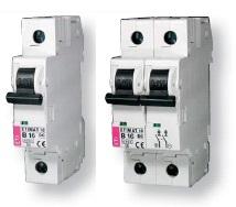 ETIMAT DC (Автоматические выключатели 6-10kA/DC)