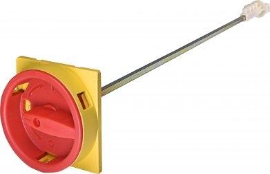 Рукоятка желто-красн. RMMPE-E330 (330-355мм)