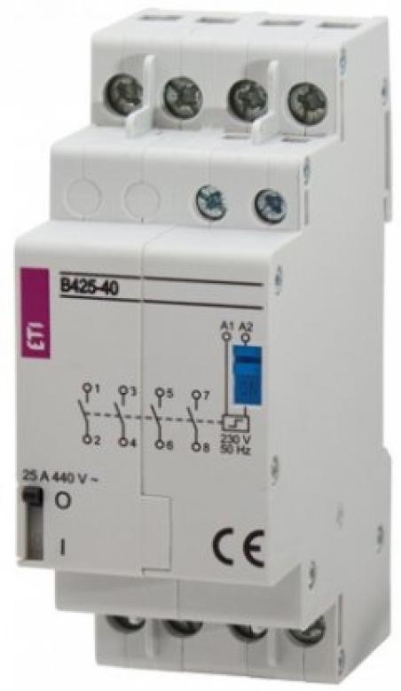 Контактор импульсный RBS 432-22 24V AC 32A (2Н.О.+2Н.З.,AC1)