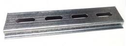 DIN-рейка (125см) оцинкованная (ДИН рейка) УКР