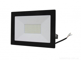 Прожектор LED 100W Ultra Slim 180-260V 9000Lm 6500K IP65 SMD (TNSy, ТНСи)