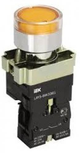 Кнопка управления LAY5-BW3561